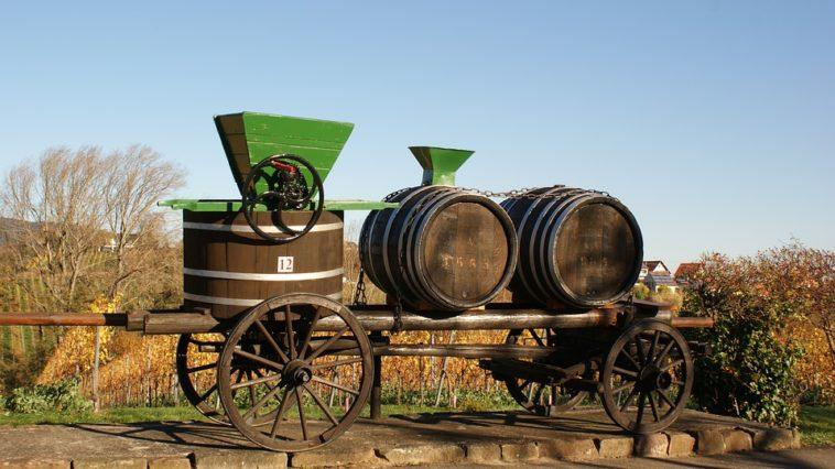 El vino a granel supone el 38% del total de las exportaciones de vino en el mundo 1