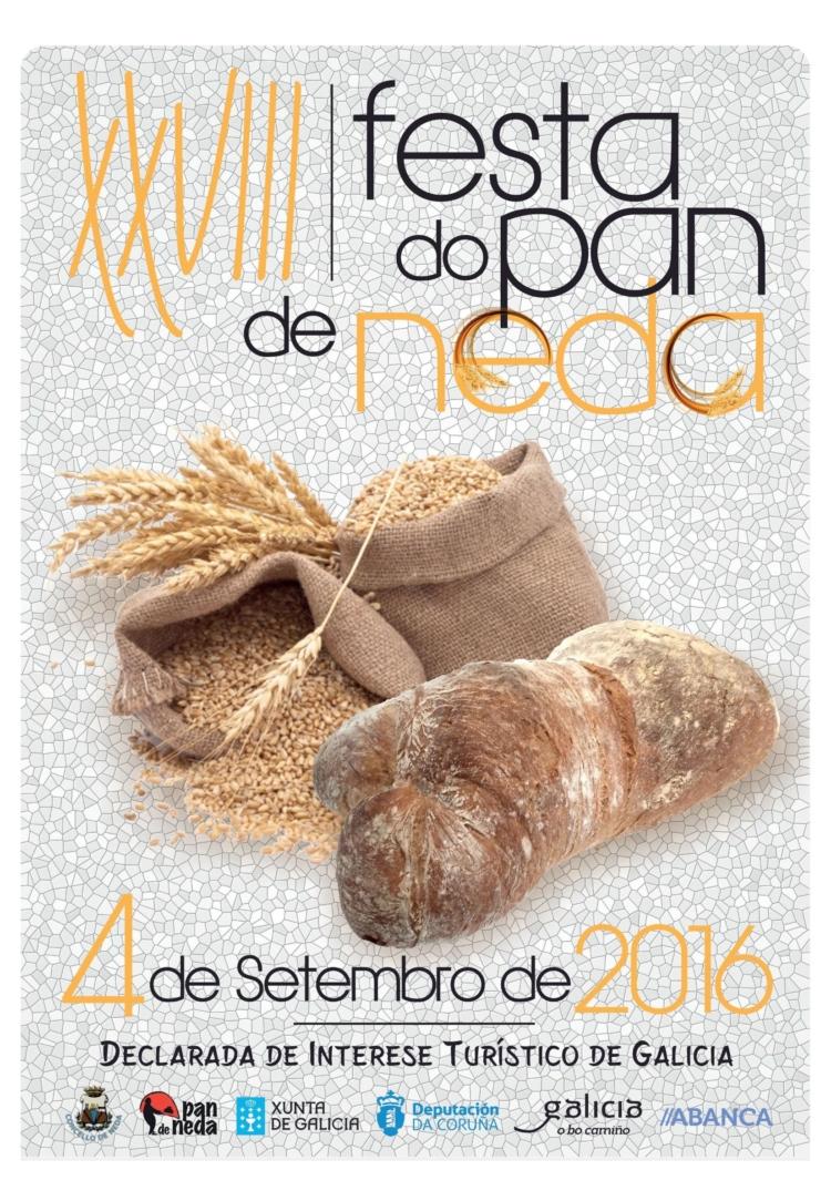 XXVIII Festa do pan de Neda 2