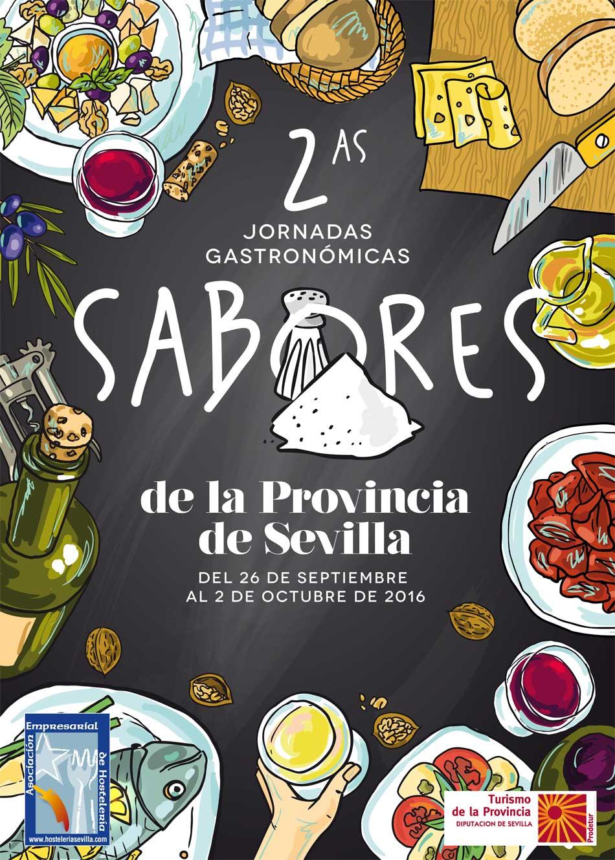 II Jornadas Gastronómicas 'Sabores de la Provincia de Sevilla' 1
