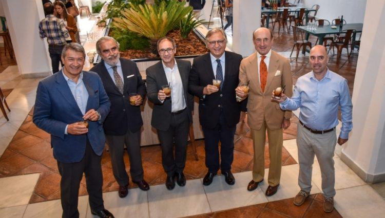 Inauguración en Jerez de La Tapería Fundador la propuesta gastronómica deBodegas Fundador 1