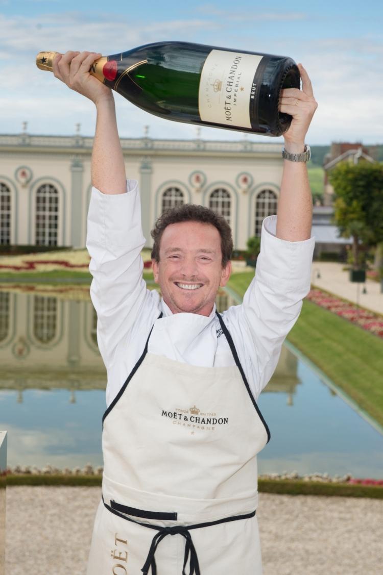 Marco Fadiga nuevo chef ejecutivo de Moët & Chandon 1