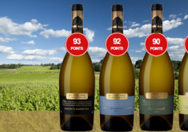 Robert Parker rates Quinta dos Carvalhais' white wines with the highest scores in the Dão 1