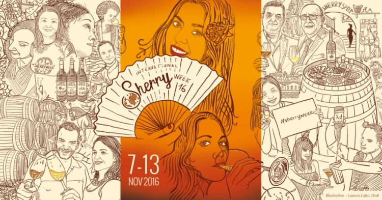 Sherry Week 2016, III edición de la International Sherry Week 1