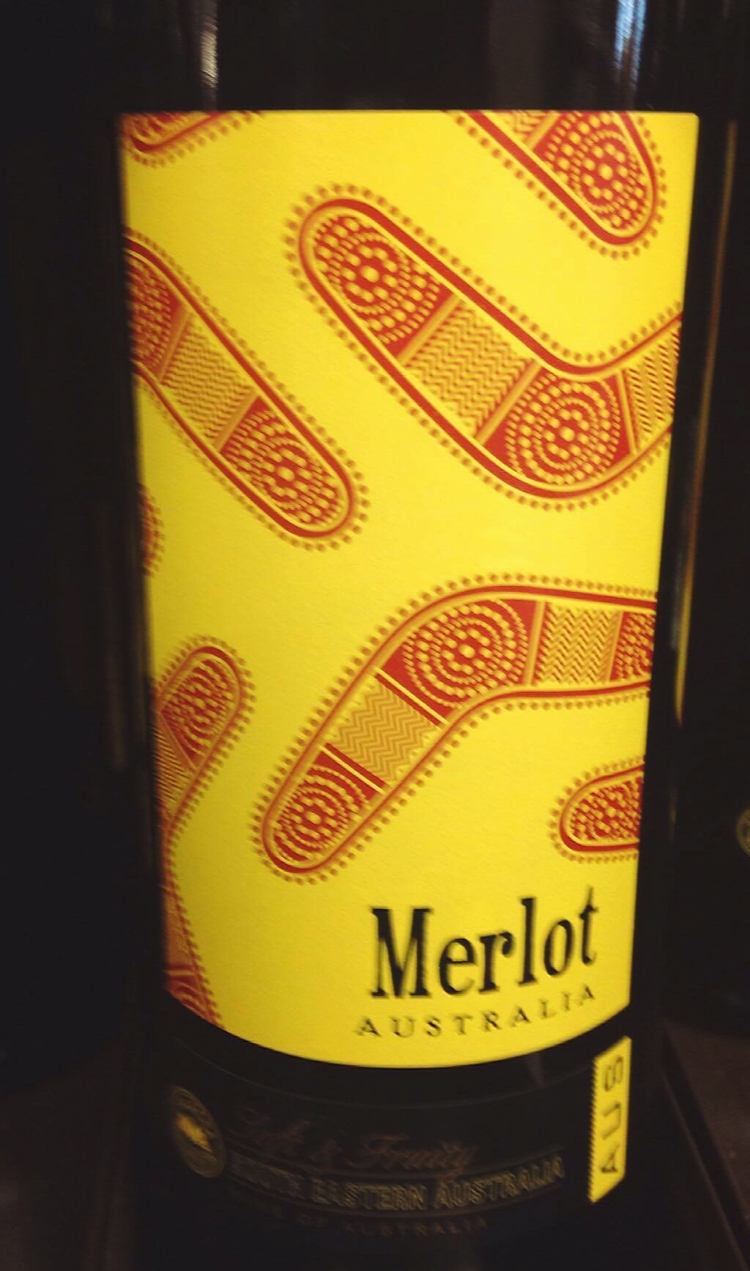 Catamos Cimarosa Merlot Australia 2014 1