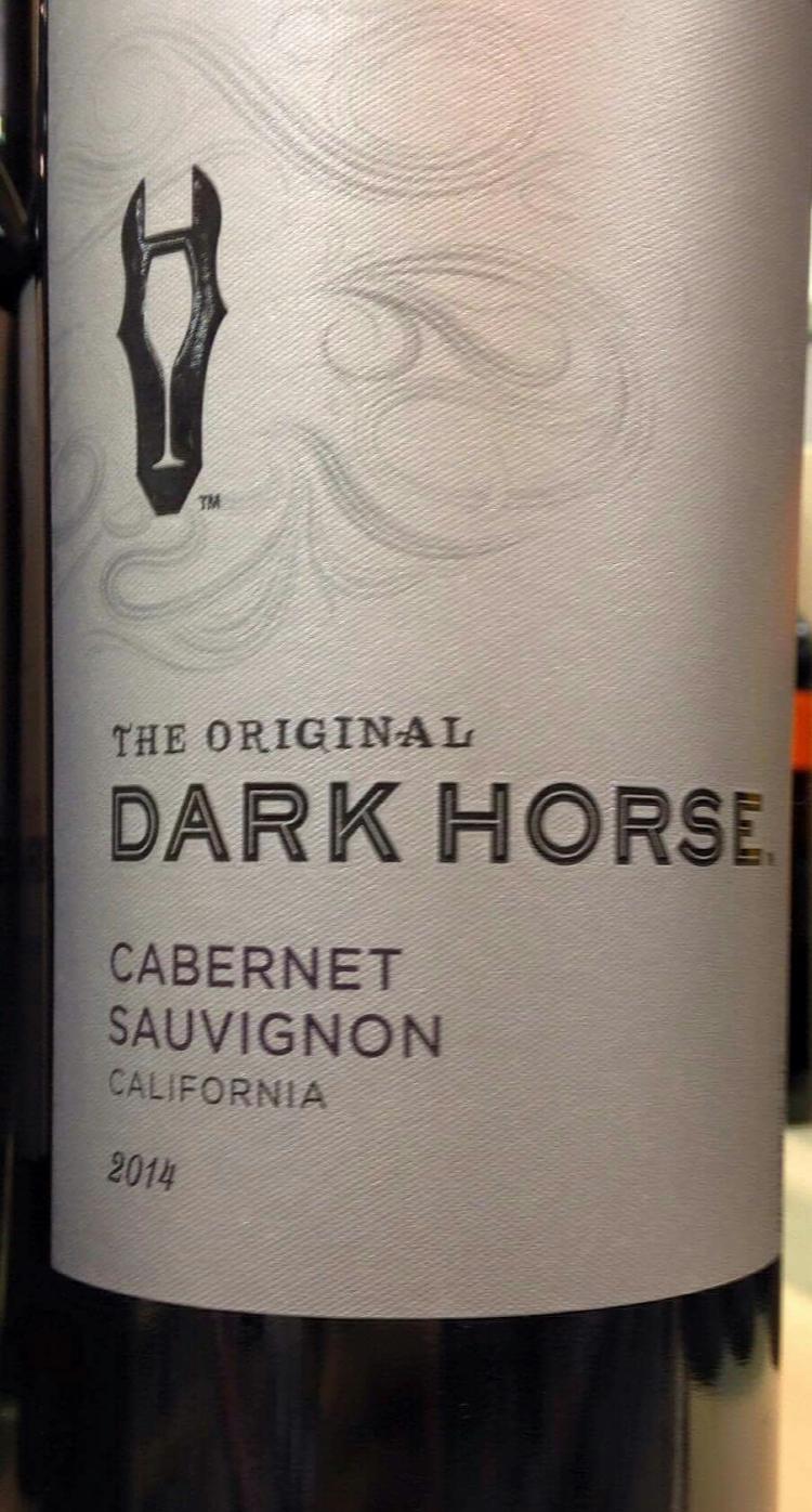 Catamos The Original Dark Horse Cabernet Sauvignon 2014 1