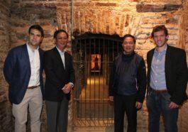 Delegación Diplomática y Cultural china visita Viña Concha y Toro 1