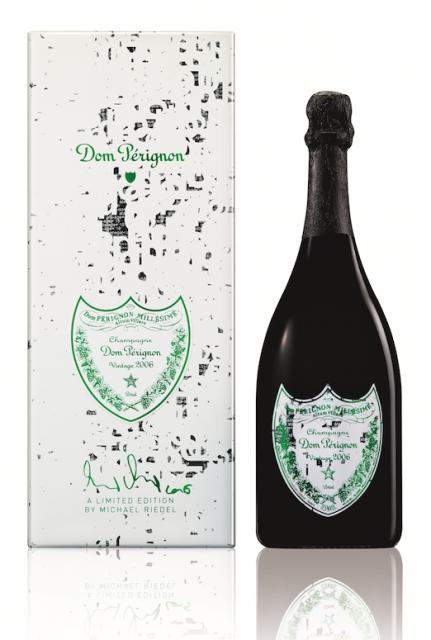 Edición especial de Dom Pérignon Blanc 2006 y Rosé 2004 de la mano de Michael Riedel 1
