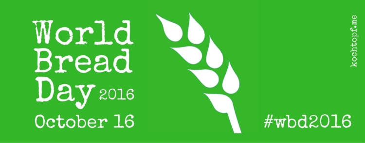 Este domingo es el Día Mundial del Pan (World Bread Day) 2016 1