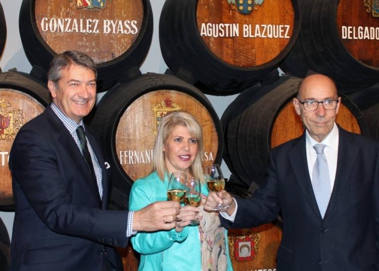 La Ruta del vino y el brandy del Marco de Jerez recibe tres galardones en los III Premios de enoturismo 'Rutas del vino de España' 1