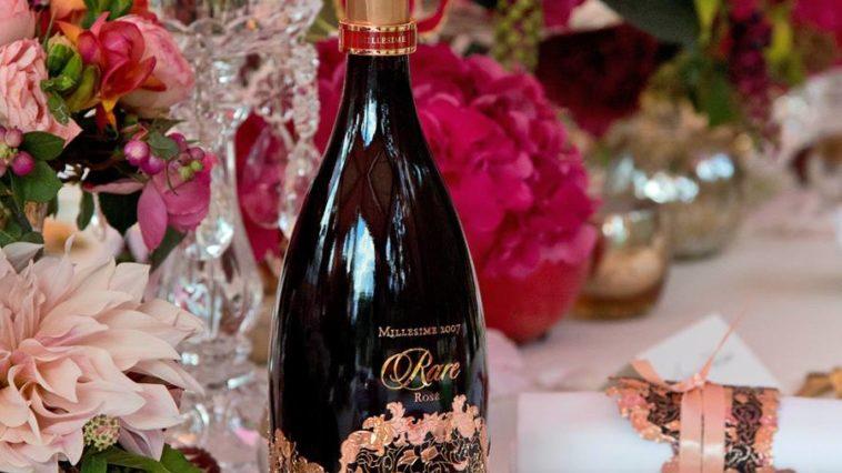 Piper-Heidsieck lanza al mercado Rare Rosé Millésime 2007 su primer prestige cuveé Champagne Rosé 1