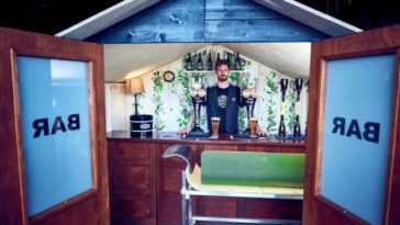 Se abre el pub más pequeño del UK 1