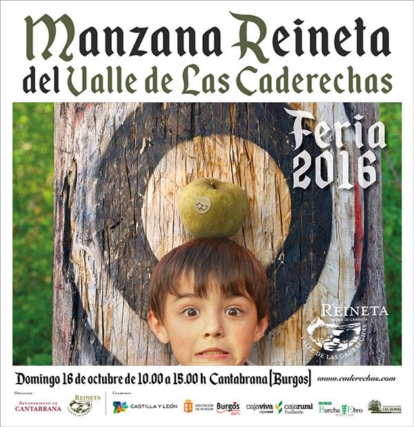 VI Feria de la Manzana Reineta del Valle de Las Caderechas 1