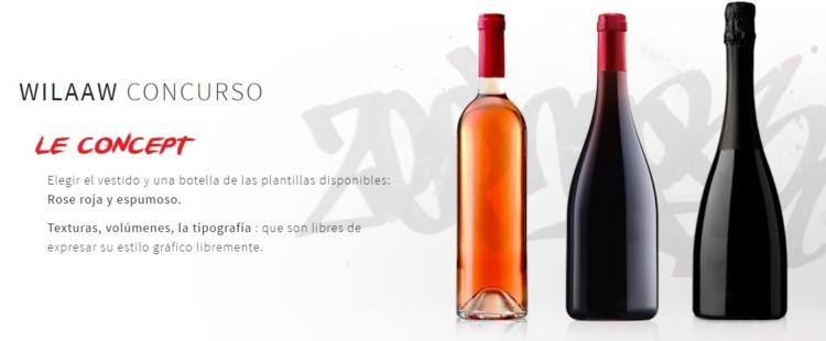 WILAAW, concurso para creadores de etiquetas de vinos 1