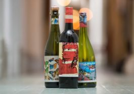 Wolf Blass and David Bromley team up to release collectable wine series 1
