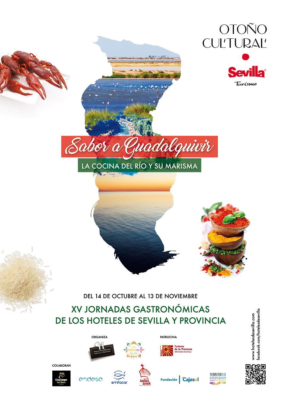 XV Jornadas Gastronómicas de los Hoteles de Sevilla 1