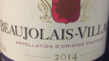 Catamos Beaujolais Villages 2014 Taste the Difference 1