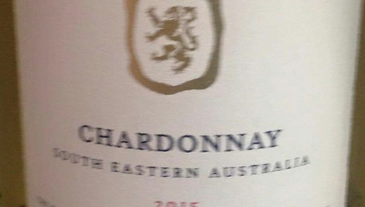 Catamos McGuigan Estate Chardonnay 2015 1