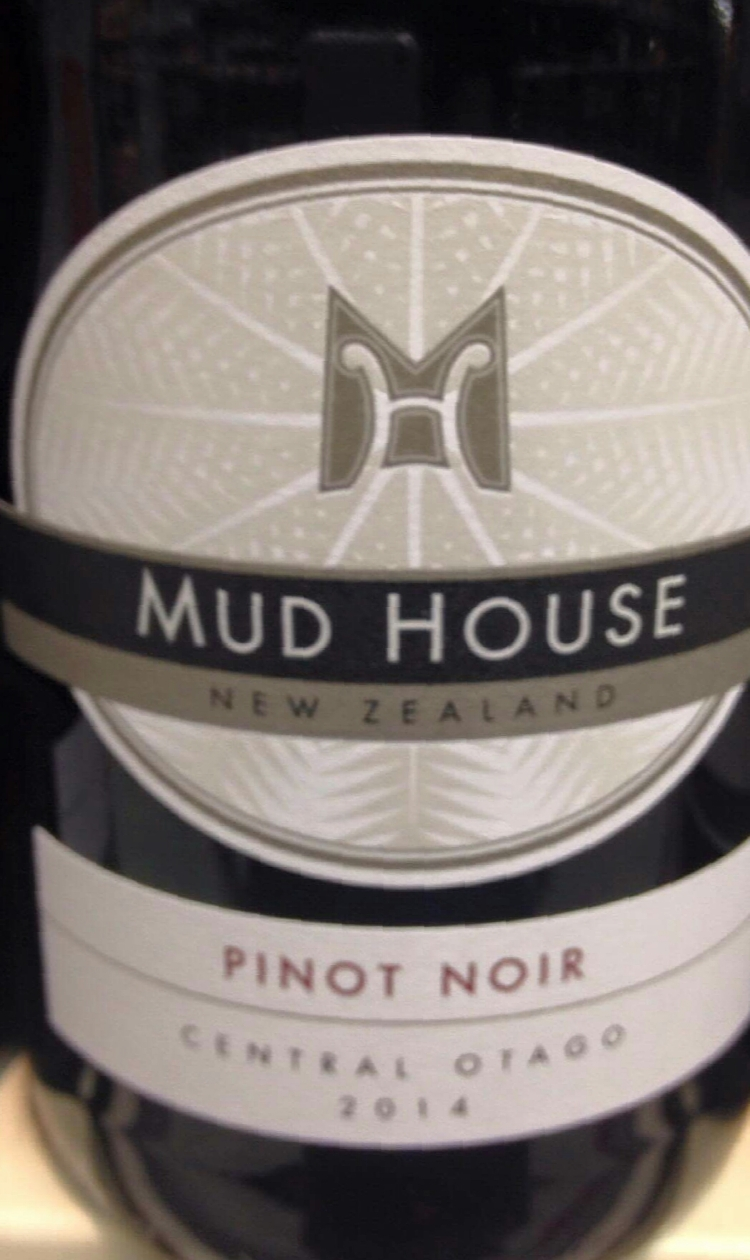 Catamos Mud House Pinot Noir 2014 Central Otago 1