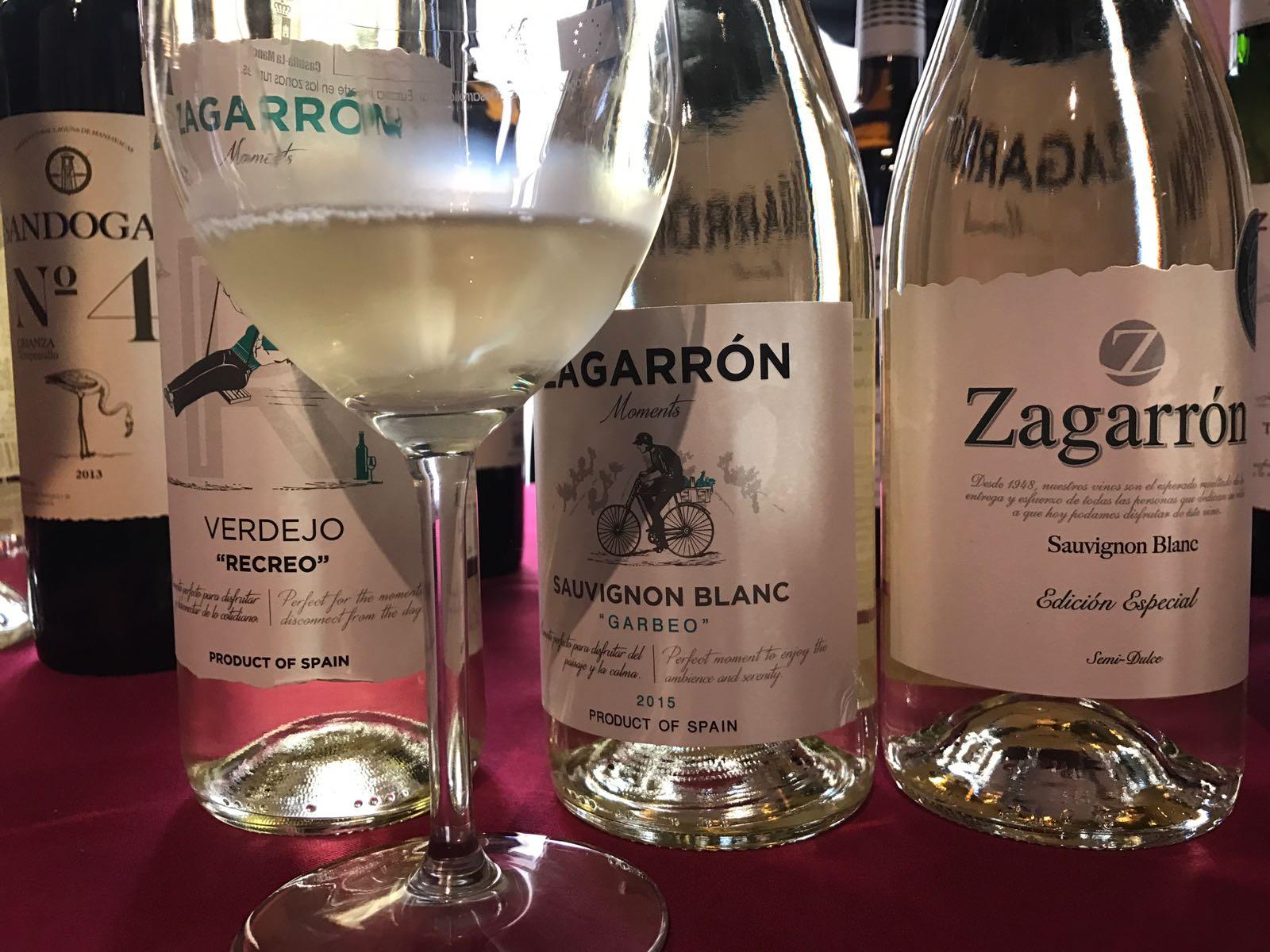 Catamos Zagarrón Garbeo Sauvignon Blanc 1