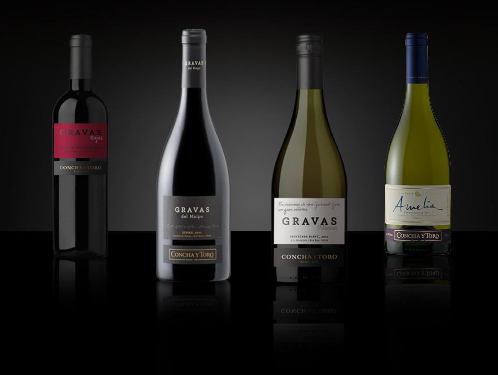 Grandes reconocimientos a los vinos de Concha y Toro 1