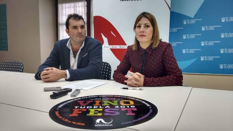 Primera edición de Vinofest Navarra en Tudela 1