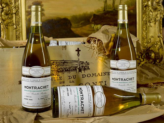 Sotheby subasta este mes una colección de vinos de las 'más interesantes de los últimos años' 1