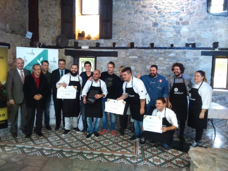Ya hay ganadores del 8º Concurso nacional de cocina con morcilla de Sotopalacios 1