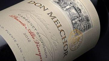 Don Melchor es el mejor vino chileno entre los Top 100 de Wine Spectator 1