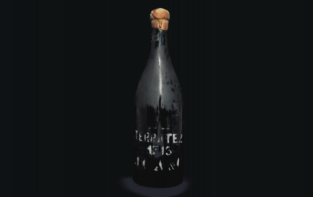 Se vende una botella de Madeira de 300 años de antigüedad por 39.000 dólares 1
