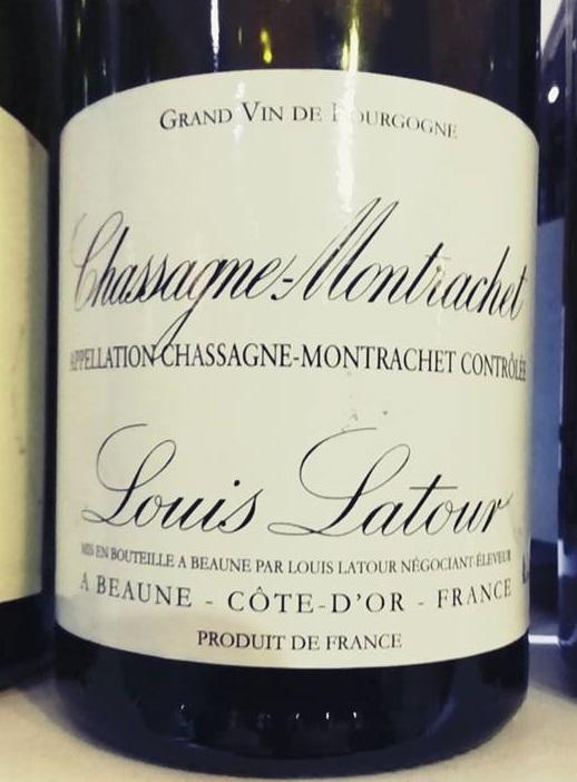 Catamos Chassange-Montrachet Rouge Louis Latour 2014 1