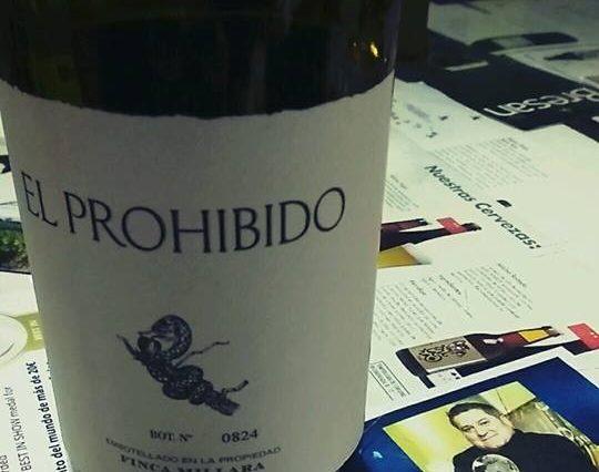 Catamos El Prohibido Blanco 2014 by Raúl Pérez 1