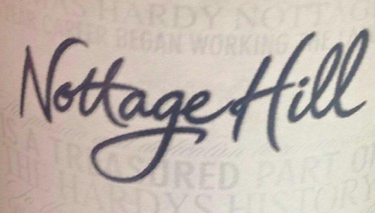 Catamos Hardys Nottage Hill Chardonnay 2015 1