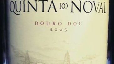 Catamos Quinta Do Noval 2005 Douro DOC 1