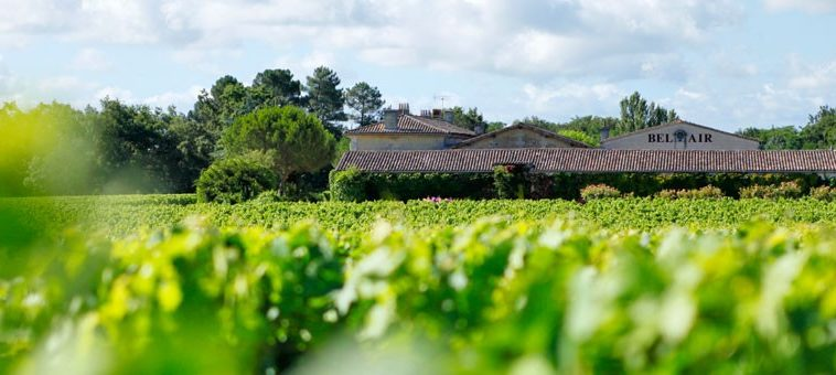 Firma china compra Château Bel-Air en Burdeos 1