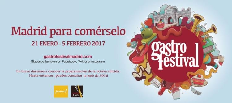Gastrofestival Madrid 2017 1