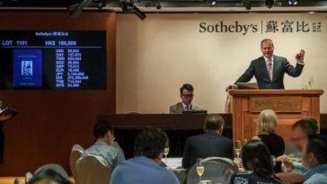 La primera subasta de Sotheby's del 2017 cerró con 3,11 millones de euros 1
