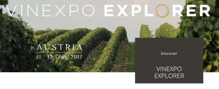 Vinexpo Explorer pensado para los compradores internacionales 1