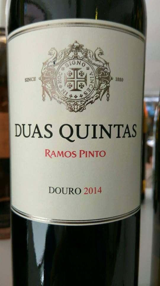 Catamos Duas Quintas Ramos Pinto 2014, Douro 1