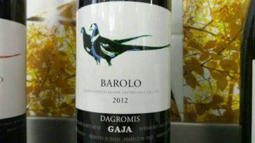 Catamos Gaja Barolo Dagromis 2012 1