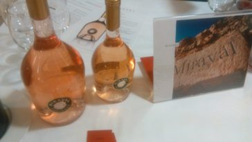 Catamos Miraval Rosé Côtes de Provence 2015 1