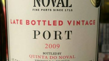 Catamos Noval Late Bottled Vintage Port 2009 1