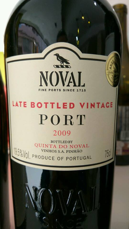 Catamos Noval Late Bottled Vintage Port 2009 1