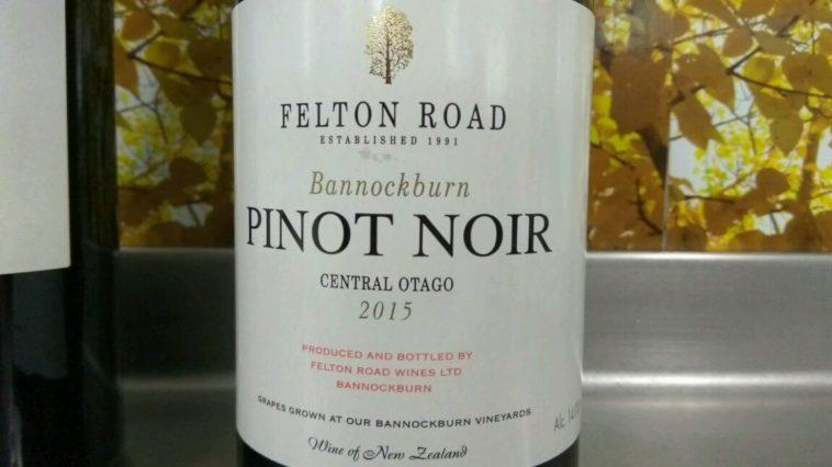 Catamos Pinot Noir Bannockburn 2015 1