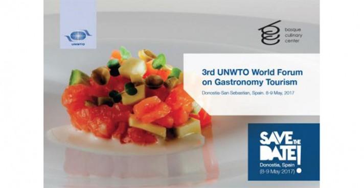 III Foro Mundial de Turismo Gastronómico en Donostia 1