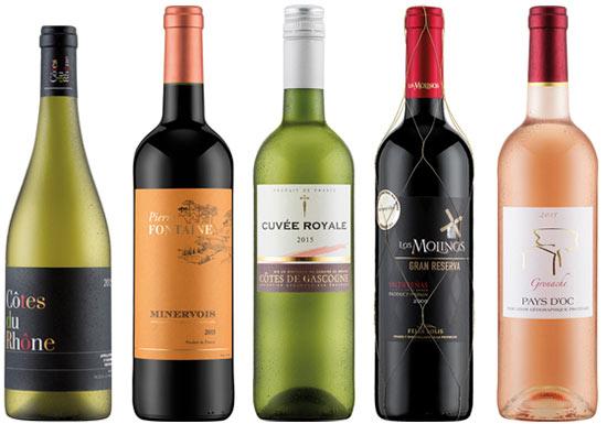 Lidl UK añade 48 vinos nuevos españoles y franceses a sus lineales 1