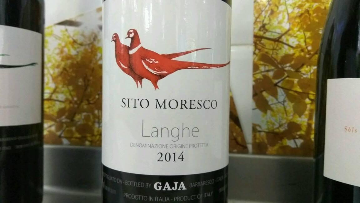 Catamos Gaja Sito Moresco 2014 1