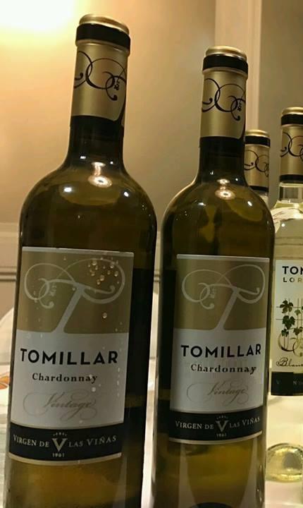 Catamos Tomillar Chardonnay 2016 1