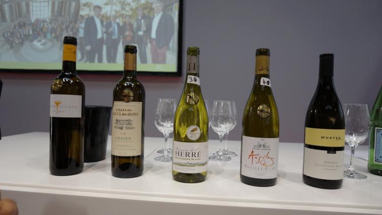 Concours Mondial du Sauvignon 2017 2