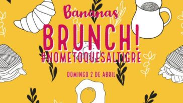 #Nometoquesaltigre: el brunch más salvaje de Barcelona 2