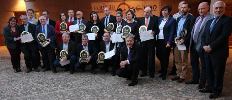 Vinos galardonados en los Premios a la Calidad de los vinos DO La Mancha 1